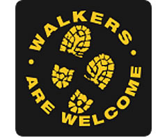 Walkers are Welcom